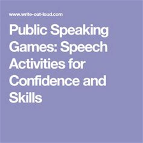 Public Speaking Self Reflection - Term Paper